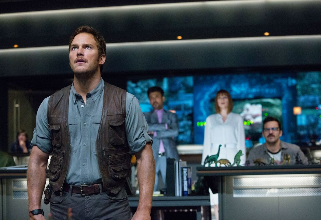 Jurassic-World-3D-20-Chuck-Zlotnick - Bildquelle: Chuck Zlotnick