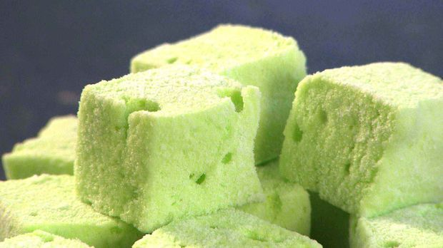 Limetten-Rosmarin Marshmallow