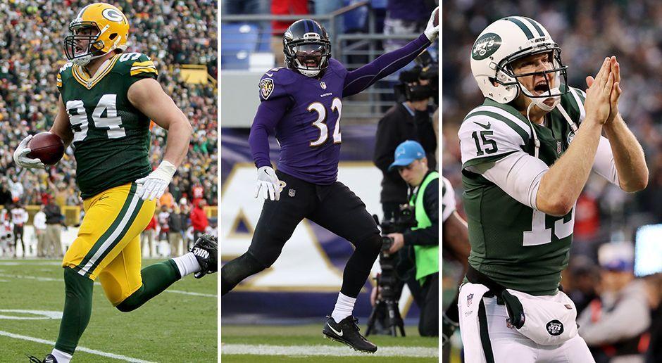 NFL Week 13: Spieler der Woche - Bildquelle: 2017 Getty Images