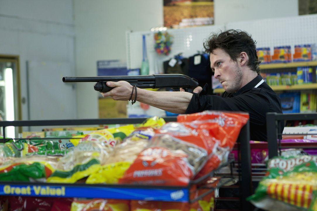 Genießt seine Flitterwochen auf ganz besondere Art und Weise: Ray (Jonathan Tucker) ... - Bildquelle: ABC Studios