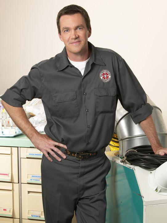 (5. Staffel) - Der Hausmeister (Neil Flynn) des Sacred Heart Hospitals macht den Ärzten das Leben schwer ... - Bildquelle: Touchstone Television