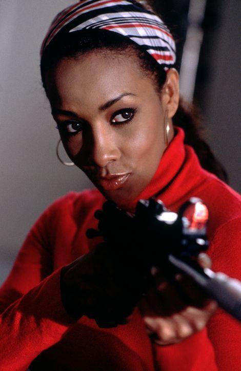 Ahnt noch nicht, dass sie mitten in ein Wespennest getreten ist: Lisa (Vivica A. Fox) ... - Bildquelle: Strange Fruit Films