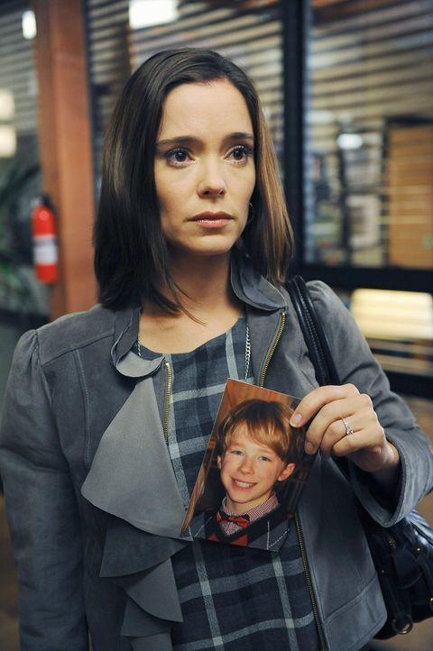 Ist auf der Suche nach ihrem Sohn, der von seinem Vater angeblich entführt wurde: Lynn (Marguerite Moreau) ... - Bildquelle: ABC Studios