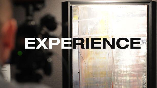 Experience - Die Reportage Logo © Verwendung weltweit, usage worldwide