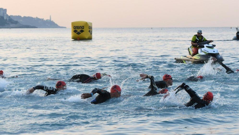 Triathlon: DTU-Männer verpassen guten Saisonabschluss - Bildquelle: AFPSIDYANN COATSALIOU