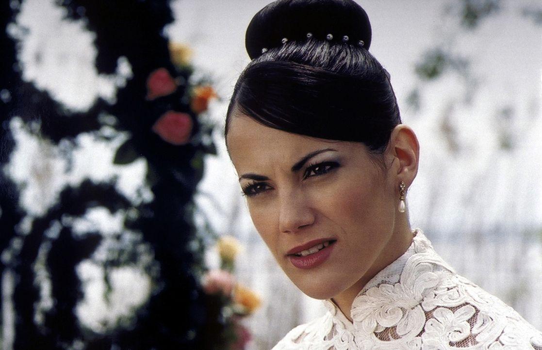 Annes (Bettina Zimmermann) großer Tag - doch der Bräutigam ist nur eine Notlösung ... - Bildquelle: ProSieben