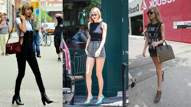Star Style Taylor Swift
