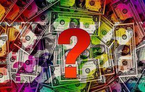 dollar-währung-fragezeichen