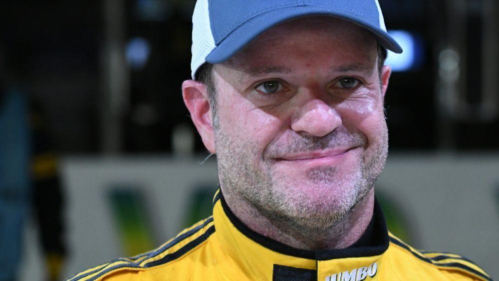 Bei Rubens Barrichello wurde ein Gehirntumor entfernt - Bildquelle: AFPSIDJEAN-FRANCOIS MONIER