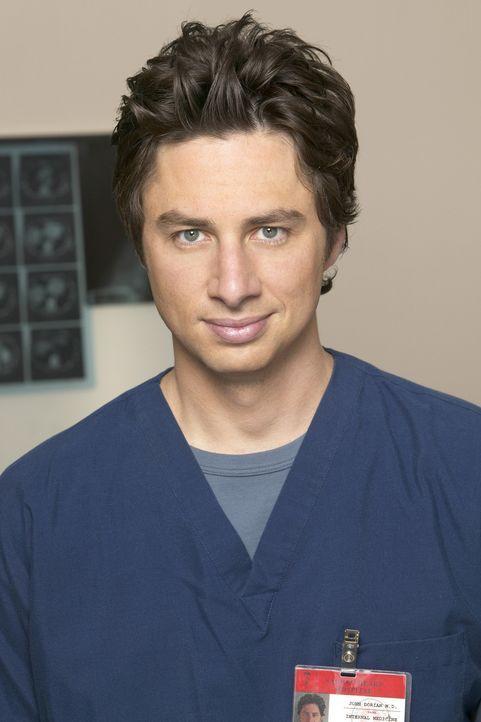 (5. Staffel) - Neue Herausforderungen warten auf den engagierten Arzt John Dorian (Zach Braff) ... - Bildquelle: Touchstone Television