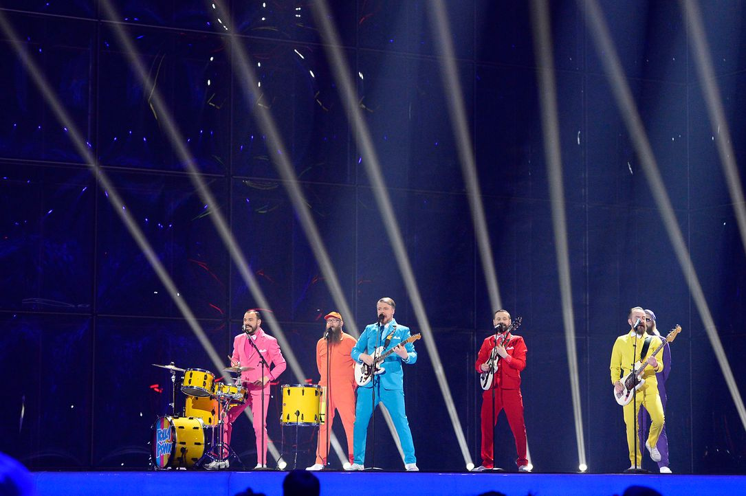 Eurovision-Song-Contest-Iceland-140509-AFP - Bildquelle: AFP