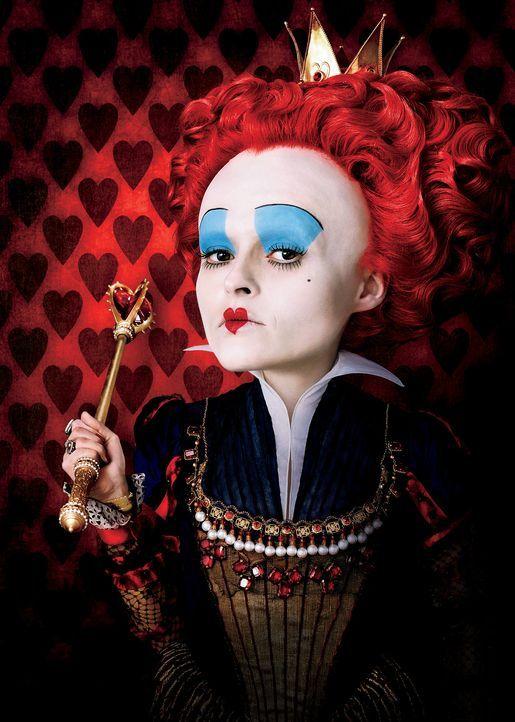 Die exzentrische Rote Königin herrscht mit eiserner Faust über das Unterland ... - Bildquelle: Leah Gallo Disney Enterprises, Inc. All rights reserved
