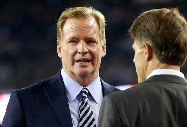 NFL-Commissioner Goodell unterzeichnet neuen Vertrag
