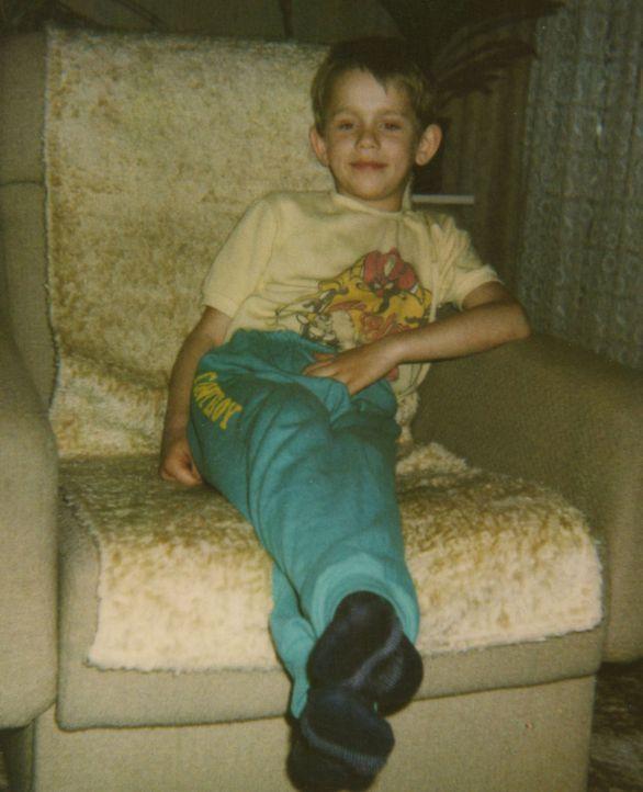 Thomas als Kind - Bildquelle: sixx