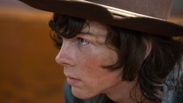 """""""The Walking Dead"""" Staffel 5: Chandler Riggs ließ neuer Todesfall kalt"""