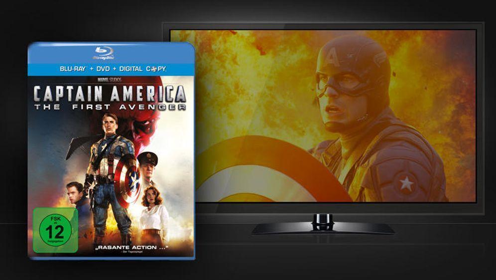 Captain America (2011) - Bildquelle: eagle