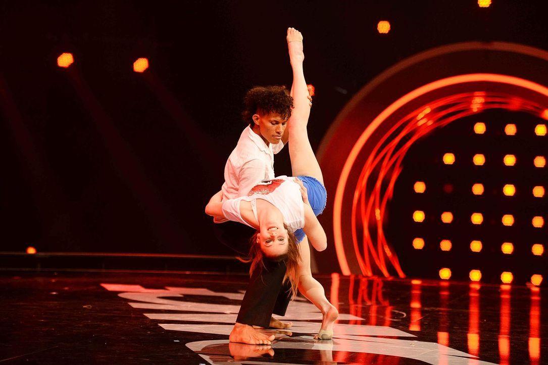 Got-To-Dance-Marie-Sophie-Paulo-Alberto-01-SAT1-ProSieben-Willi-Weber - Bildquelle: SAT.1/ProSieben/Willi Weber