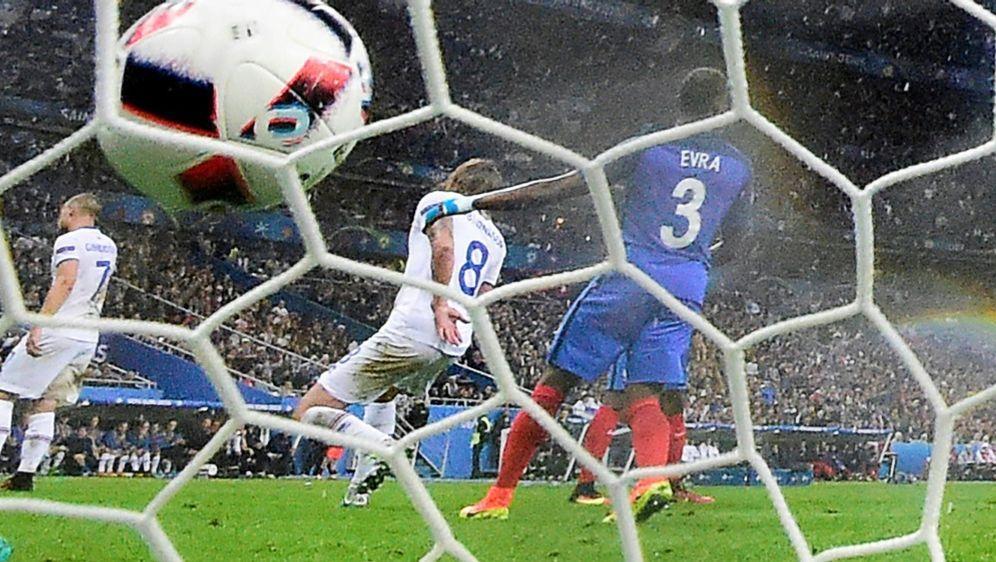 Torreichste Em Spiele Frankreich Gegen Island