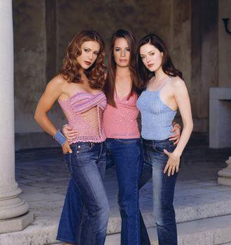 Charmed - Zauberhafte Hexen - (4. Staffel) - Nach dem Tod von Prue ist es für...