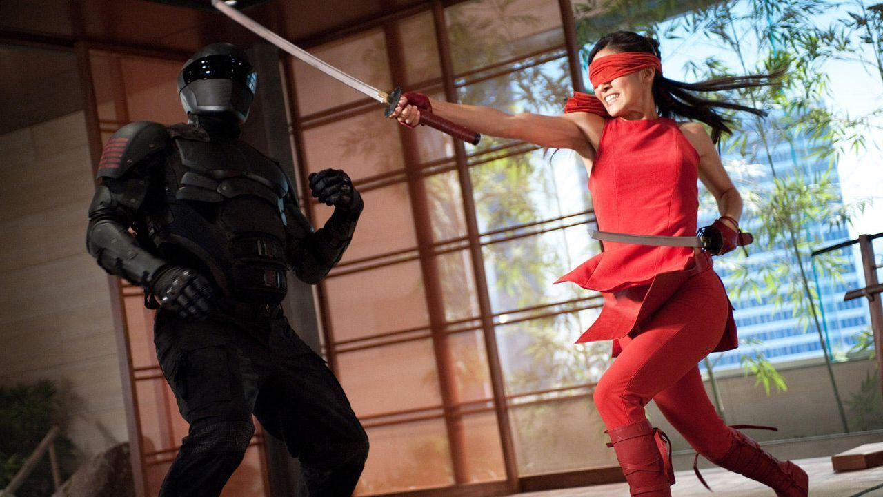 """Elodie Yung in """"G.I. Joe: Die Abrechnung"""" - Bildquelle: Paramount Pictures"""