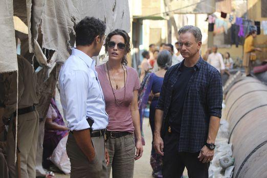 Criminal Minds: Beyond Borders - Als einem Festivalbesucher in Mumbai gegen s...