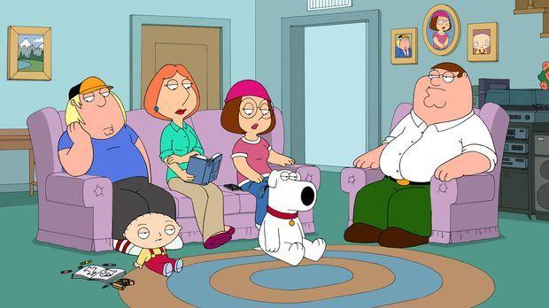 Während eines Hurrikans spielt die Familie Griffin verschiedene Spiele, bei d...
