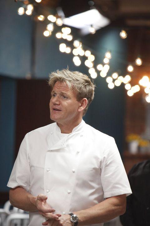 Ein ganz besonders schwerer Fall wartet auf Gordon Ramsay (Foto): Zwei Geschwister sind kurz davor, wegen persönlicher Streitigkeiten das Restaurant... - Bildquelle: Craig Blankenhorn FOX