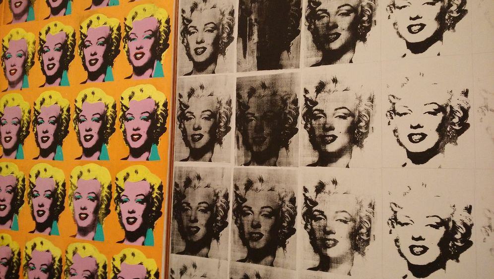 andy warhol biografie schrille pop art ikone. Black Bedroom Furniture Sets. Home Design Ideas