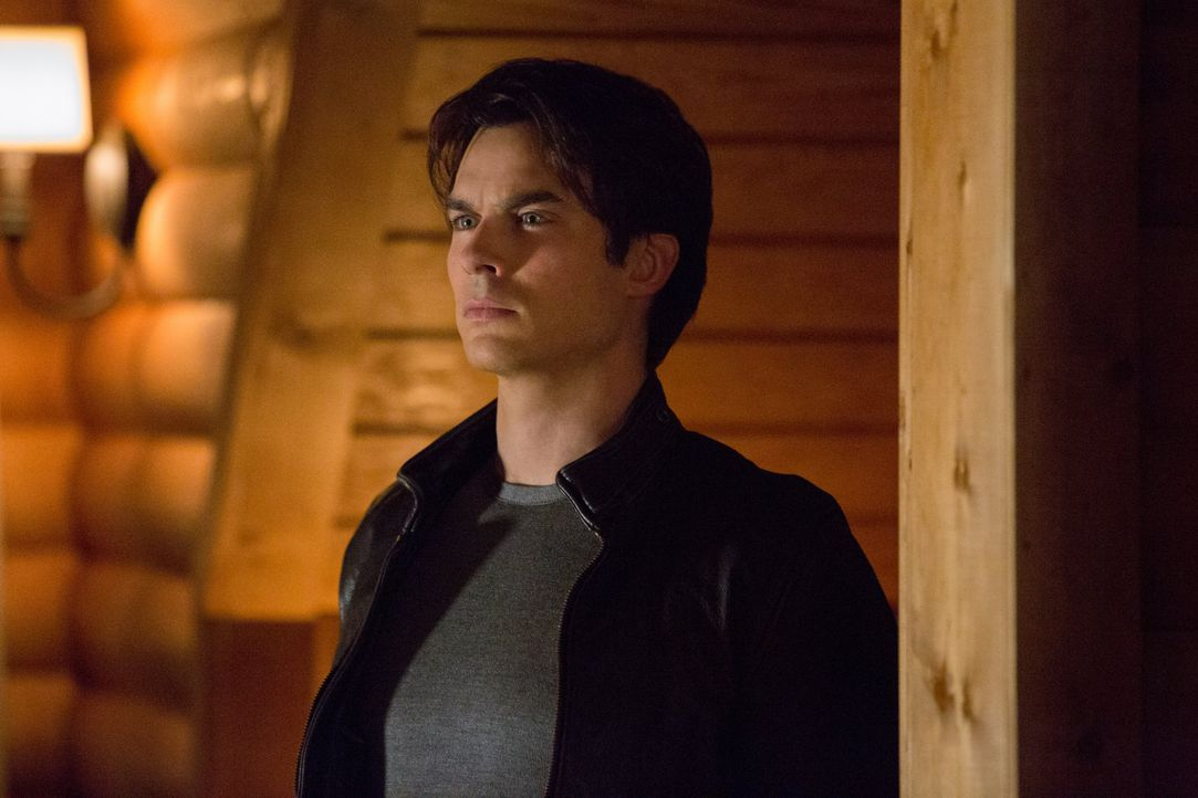 Damon Salvatore - Bildquelle: Warner Bros. Entertainment Inc.