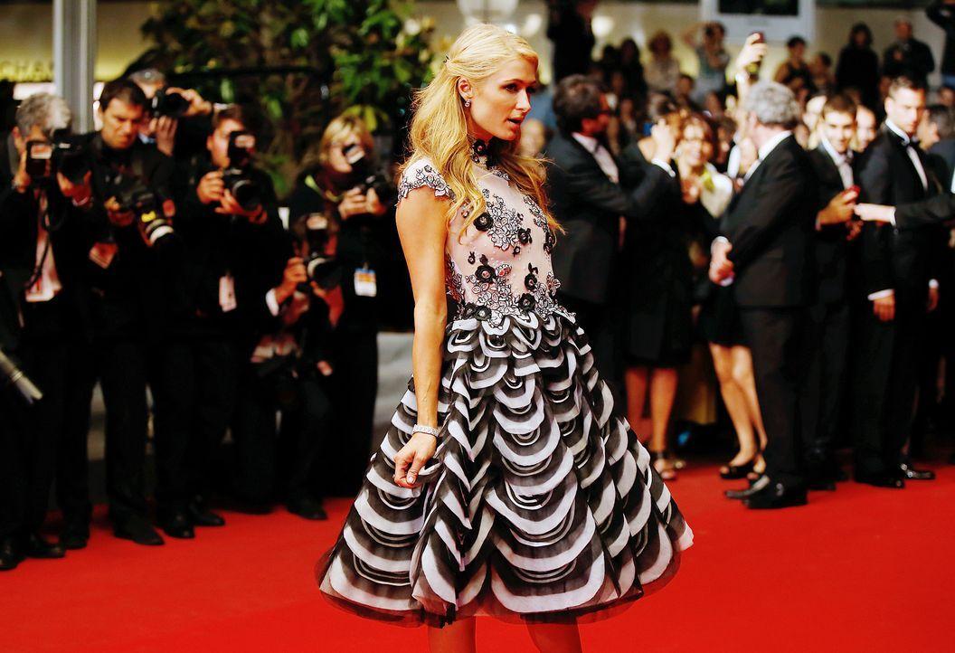 Cannes-Filmfestival-Paris-Hilton-140518-AFP - Bildquelle: AFP