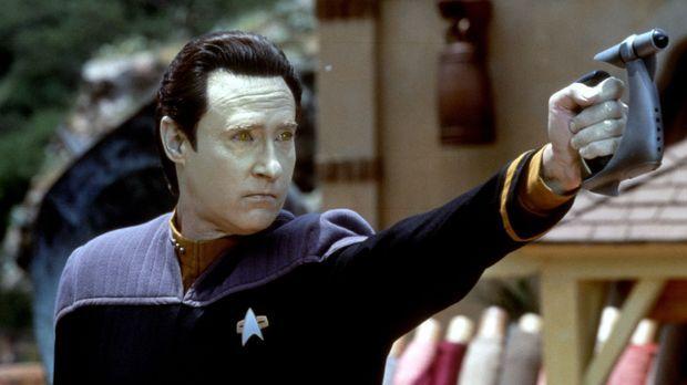Data (Brent Spiner) läuft Amok - angeblich ... © Paramount Pictures