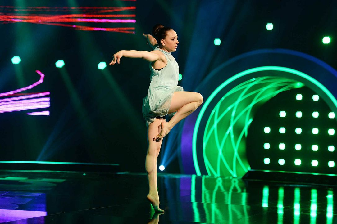 Got-To-Dance-Lea-Johanna-Krauss-07-SAT1-ProSieben-Willi-Weber - Bildquelle: SAT.1/ProSieben/Willi Weber