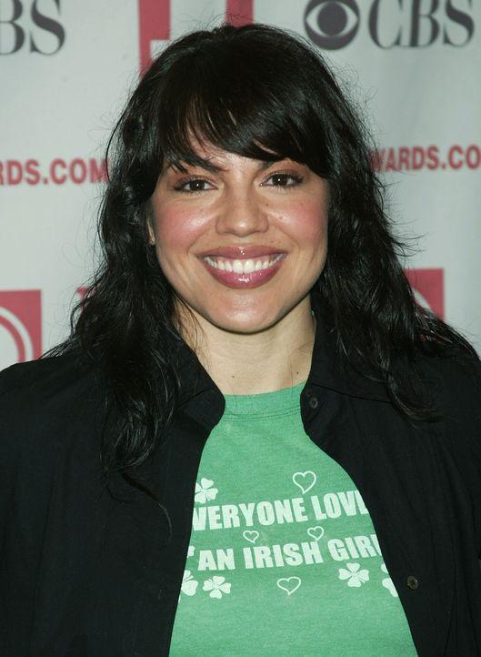 Sara Ramirez 2005 - Bildquelle: PETER KRAMER / AFP