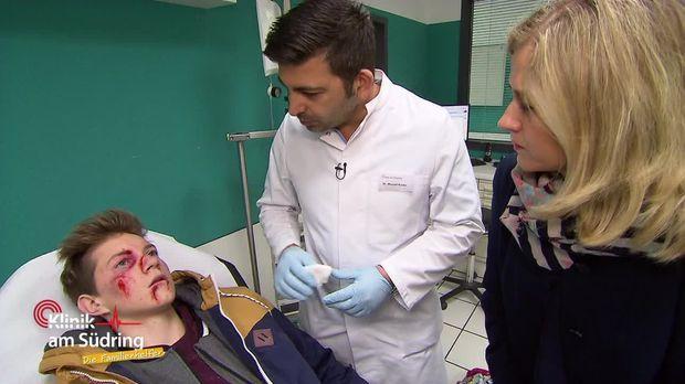 Klinik Am Südring - Die Familienhelfer - Klinik Am Südring - Die Familienhelfer - Tatort: Internet