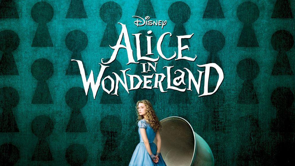 Alice im Wunderland - Bildquelle: Leah Gallo Disney Enterprises, Inc. All rights reserved