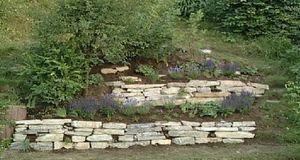 natursteinmauer bauen | sat.1 ratgeber, Garten und erstellen