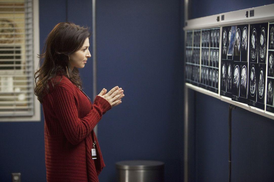 In einem letzten Versuch, Ericas Leben zu retten, kommt Amelia (Caterina Scorsone) ins Seattle Grace um Derek um seine Hilfe dabei zu bitten ... - Bildquelle: ABC Studios