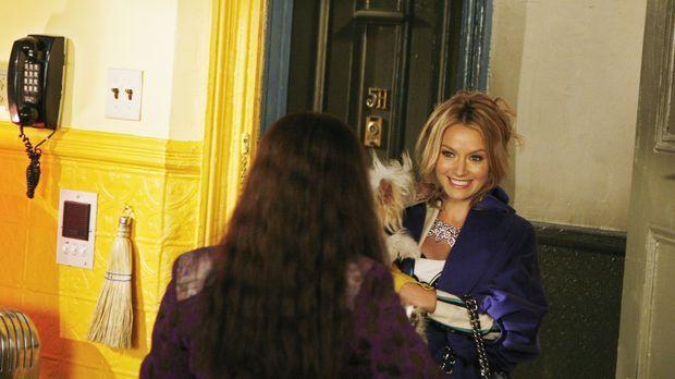 Bettys (America Ferrera, l.) Leben gerät vollends aus den Fugen, als eine hei...