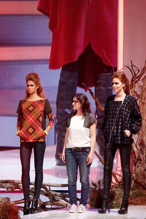 Fashion-Hero-Epi03-Show-013-ProSieben-Richard-Huebner - Bildquelle: Richard Huebner