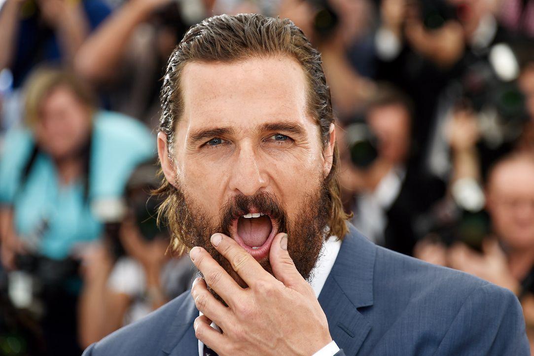Cannes-Film-Festival-Matthew-McConaughey-150516-2-AFP - Bildquelle: AFP