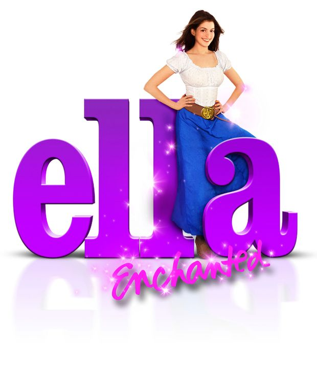 Von ihrer Patin wurde Ella (Anne Hathaway) als Baby mit einem Zauber belegt, der sich im Teenageralter zunehmend als Fluch erweist ... - Bildquelle: Miramax Films. All rights reserved