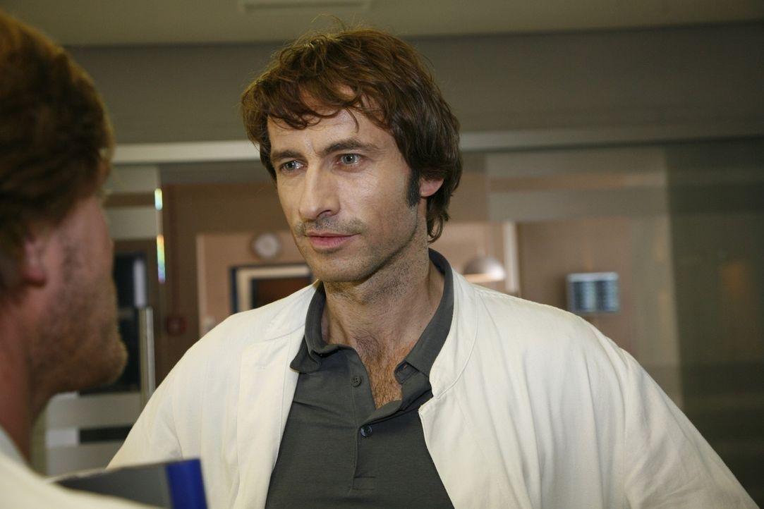 Dr. Kai Boscharski (Guido Broscheit) - Bildquelle: Mosch Sat.1
