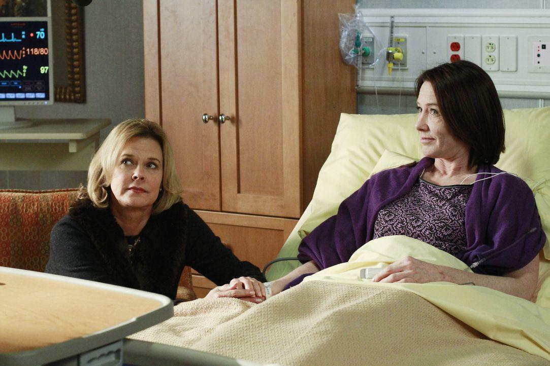 Addison plant die Hochzeit für Bizzy (JoBeth Williams, l.) und Susan (Ann Cusack, r.), was ihr schwerfällt. Aber sie arrangiert sich langsam mit d... - Bildquelle: ABC Studios