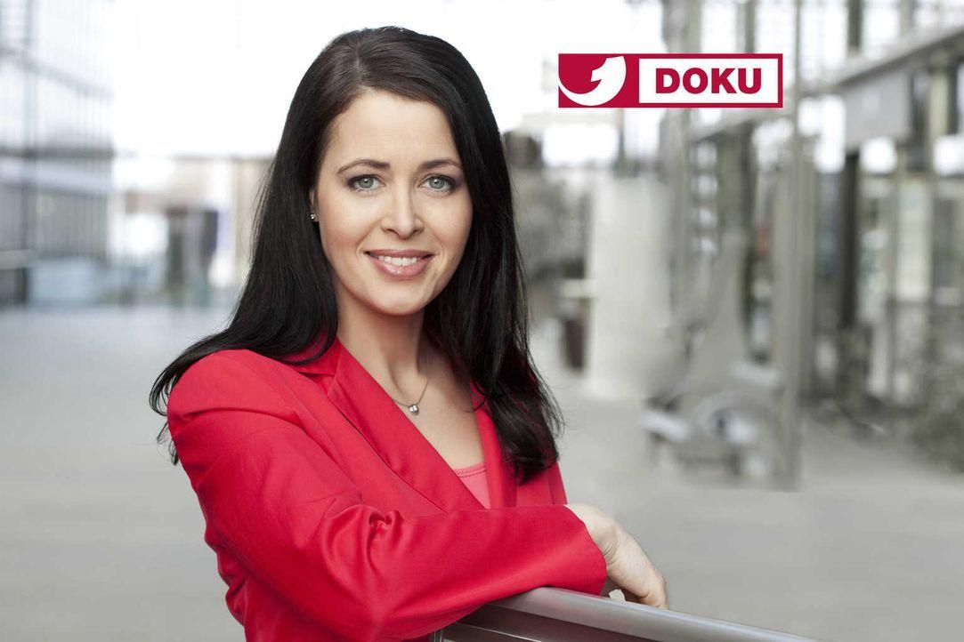 """Exklusiv, kompakt, informativ: Annika de Buhr moderiert """"Das Doku Magazin - täglich mehr verstehen"""" ... - Bildquelle: Andrea Janssen kabel eins Doku"""