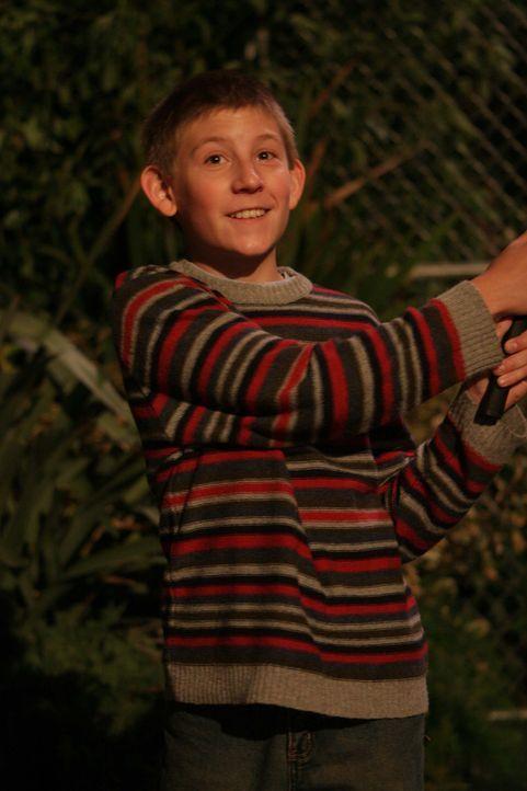 Dewey (Erik Per Sullivan) hat jede Menge Spaß ... - Bildquelle: TM +   2000 Twentieth Century Fox Film Corporation. All Rights Reserved.