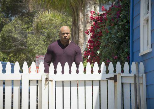 Navy CIS: L.A. - Bei einem Einbruch in eines der Häuser von Hetty wird ihr la...