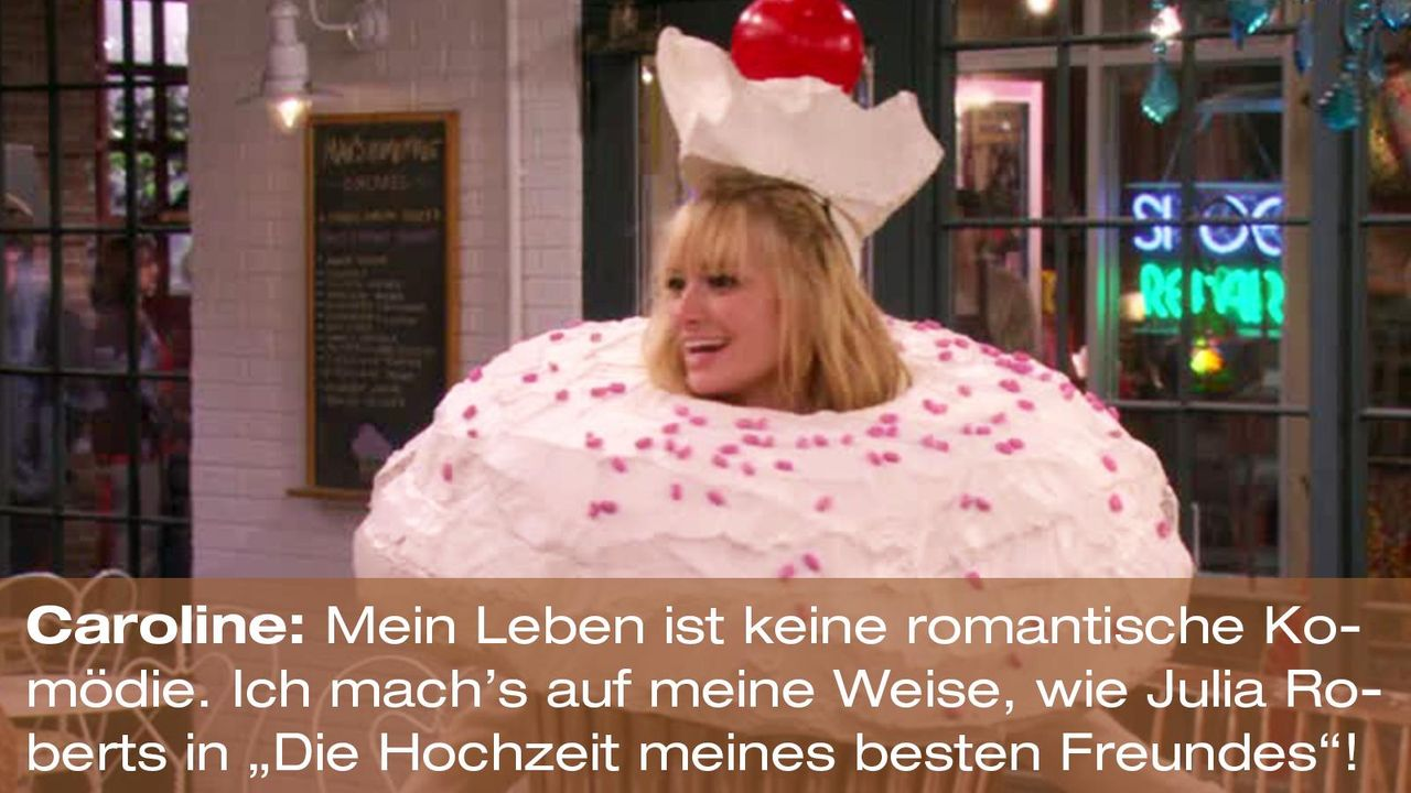 2-broke-girls-zitat-quote-staffel2-episode11-geschaeftspartnerin-caroline-juliaroberts-warnerpng 1600 x 900 - Bildquelle: Warner Bros. International Television
