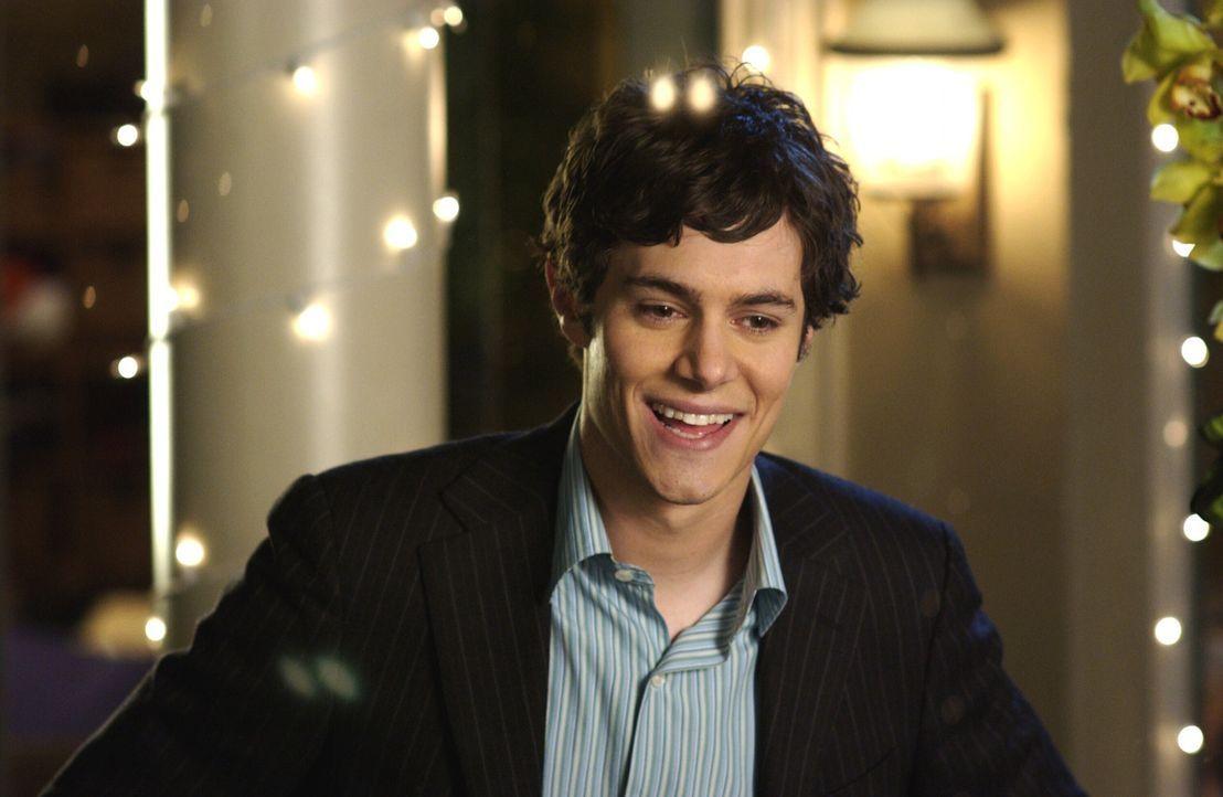 Seth (Adam Brody) ist überrascht, als er mitbekommt, dass Julie eine ungewöhnliche Vergangenheit hat ... - Bildquelle: Warner Bros. Television