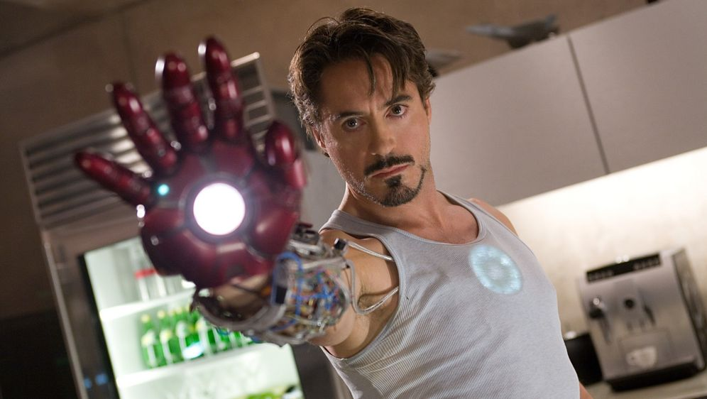 Iron Man - Bildquelle: 2008 MVL Film Rinance LLC. All Rights reserved.