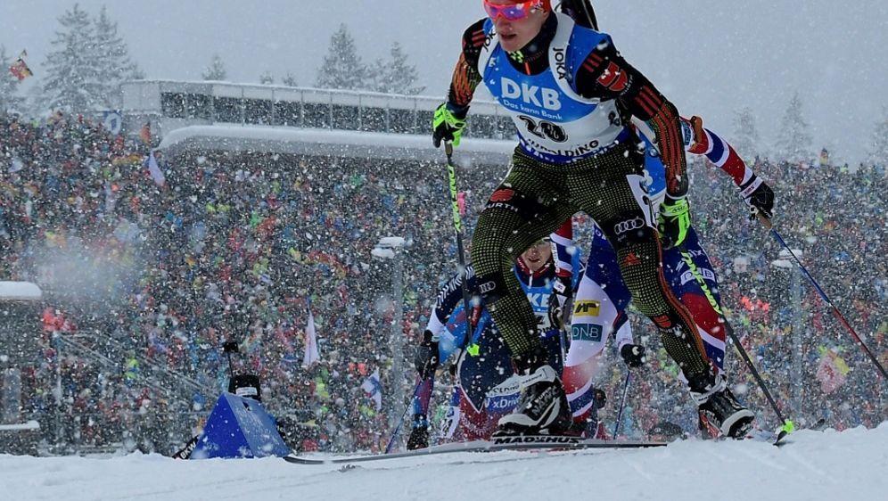 Der Weltcup in Ruhpolding soll wie geplant stattfinden - Bildquelle: PIXATHLONPIXATHLONSID